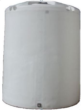 Sodium Hydroxide Poly Tank 4200 gallon